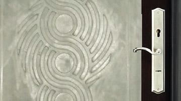 AB 鑄鋁門 ─ 好運連連